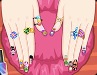 Beauty nail art salon girl games prinsesfo Gallery
