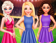 BFF Princess Vote for World Cup Games 2018