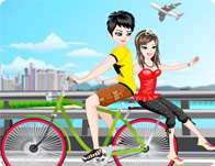 Bike Couple