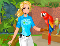 Bird Show Trainer Dress Up