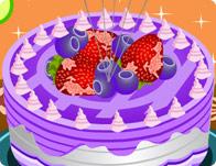 Birthday Cake Decor Game Girl Games