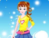 Bliinky Dressup Doll