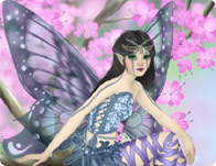 Blossom Tree Fairy