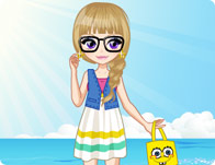 Bonny Beach Cutie