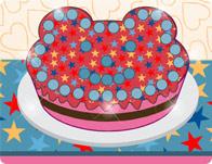 Funny Square Cake Girl Games