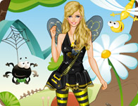 Bumblebee Girl Dress Up