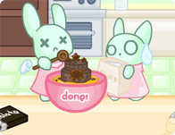 Bunnies Kingdom Yemek Oyunu - Bunnies Kingdom Cooking Game oyna