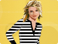 Cameron Diaz Doll