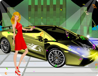 Car Show Girl