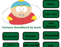 Cartman Soundboard