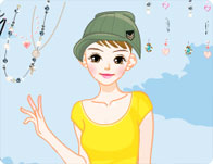 Cartoon Doll Cindy