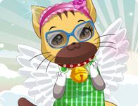 Cat Goddess Dressup