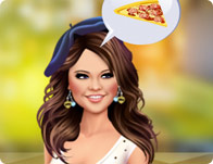 Celebrity Exclusive Pizza Stand