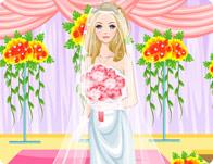Charming Bride Dress Up