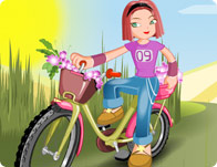 Chic Cycle Dressup