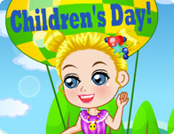 Children's Day Dress Up