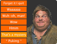 Chris Farley Soundboard
