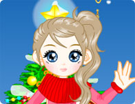 Christmas Doll Dressup