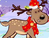 Click Here to Play Christmas Reindeer!