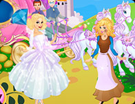 Cinderella Magic Transformation