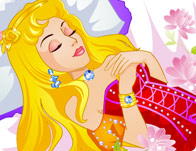 Cinderella Sleeping