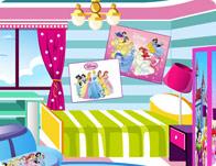 Cinderella Style Room Decoration Girl Games