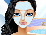 Cindy at the Beach Makeover
