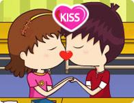 Classroom Kiss