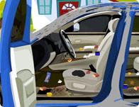 Clean Dad's Car