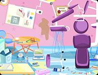 Clean up Dental Surgery