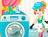 Clumsy Gardener Laundry