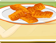 Cooking Chicken Fingers