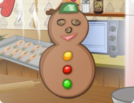 Snowman Cookies tile