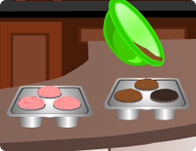 Cooking Tasty Cupcakes