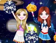 Cosmic Cheerleaders