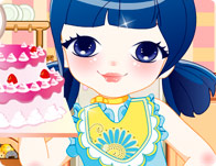 Cute Baker