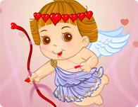 Cute Cupid tile