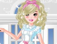 Cutie Maid DressUp