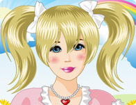 Cutie Pie Girl Makeover