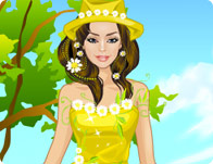 Daisies Season Dress Up