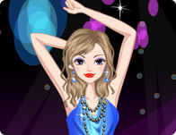 Dance Floor Diva Dress Up