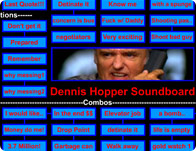Dennis Hopper Soundboard