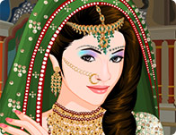 Traditional Indian Wedding Dress Up - Play Traditional ...