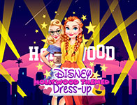 Disney Hollywood Themed Dress-up