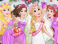 Cinderella's Royal Wedding Dress Up Game | Disney Princess ...