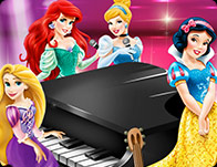 Disney Princess Music Party