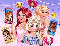 Disney Princesses Love Profile