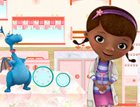 Doc McStuffins Kitchen Decor