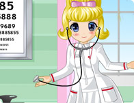 Doctor Girl Dress Up