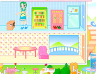 doll house decorating - House Decorating Games
